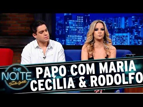 The Noite (02/12/15) - Entrevista Com Maria Cecília & Rodolfo