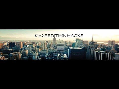 NYC ExpeditionHacks for Environmental Conservation Nov 2016