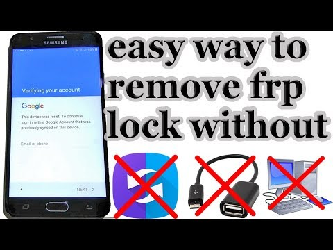 Remove/Delete/Bypass All Samsung Google Account Lock (FRP) without otg or pc by free knowledge