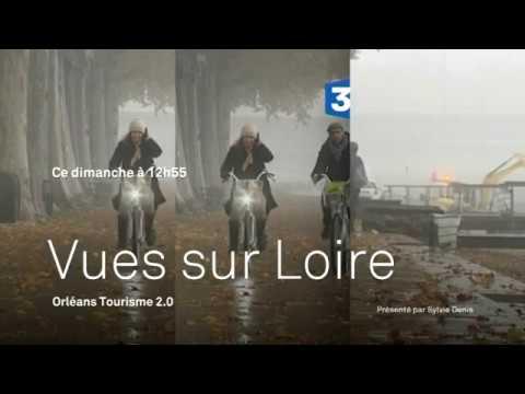 Bande annonce de l'émission : Orléans, Tourisme 2.0