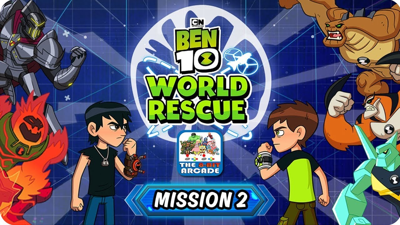 ben 10 ultimate alien rescue game free download