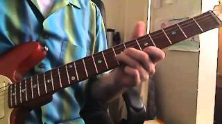 Blues Etude Guitar Lesson