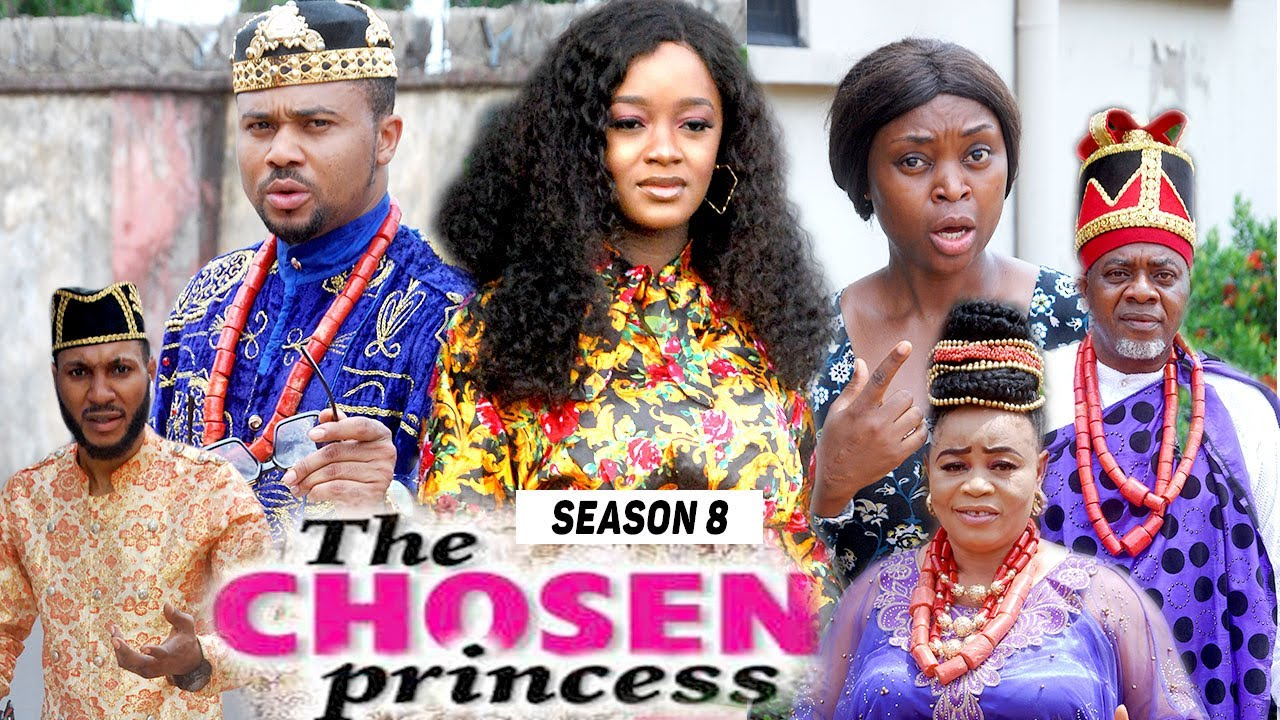 Download THE CHOSEN PRINCESS (SEASON 8) {TRENDING NEW MOVIE} - 2021 LATEST NIGERIAN NOLLYWOOD MOVIES