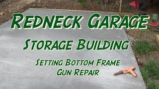Redneck Garage Storage Building-  Best Barns - Home Depot