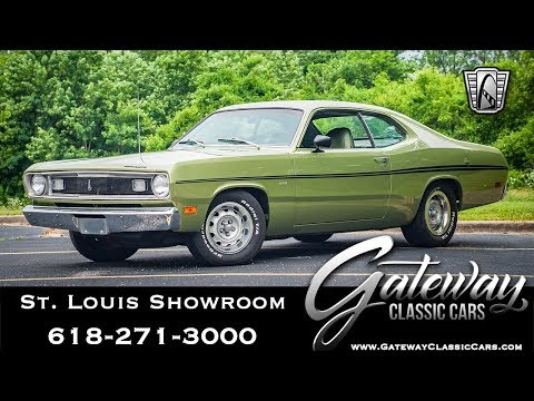 1970 Plymouth Valiant Duster Gateway Classic Cars St. Louis   #8124