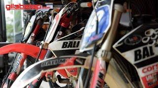 Kejurnas Motocross Seri XI, Bali MX In Action