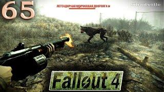 Fallout 4 PS4 Прохождение 65 Парковка в Линн-Пир, Пирс Гибсон-Пойнт и Гавань Риб