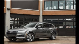 Audi Q7 SUV 2018 review | World Cars Review