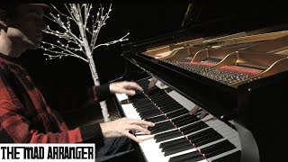 Jacob Koller - Winter Wonderland - Advanced Jazz Piano Cover