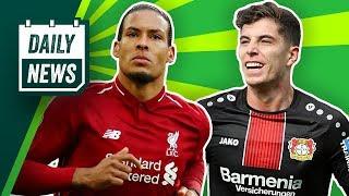 FCB bietet für Havertz! Juve-Angebot für Pogba? Rangnick: Von RB zu RB! Ferland Mendy  zu Real?