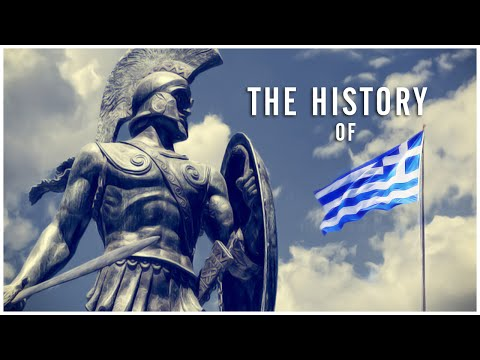 History of Modern Greece - From the Revolution of 1821 to Present Day (2016)