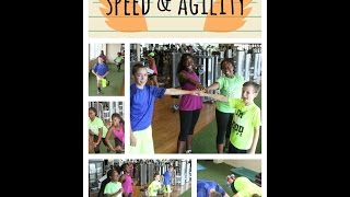 Speed & Agility At 1st Class Training
