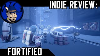 Indie Game Review: Fortified | 4 Player Coop Tower Defense Game | Great Indie Games on Steam