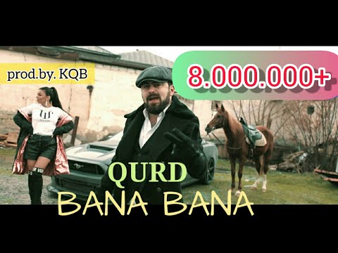 QURD - BANA BANA (MUSIC VIDEO 2020)