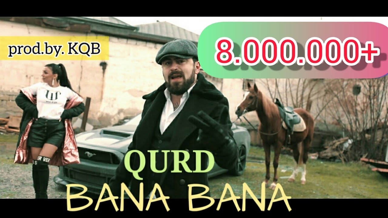 QURD - BANA BANA (MUSIC VIDEO 2020)