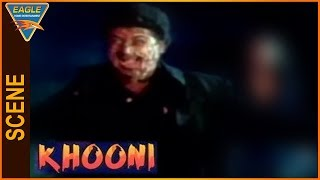 Khooni Hindi Movie || Devil Best Scene || Eagle Entertainment Official
