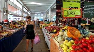 خضر وفواكه المغرب تحتل فرنسا .. Les fruits et légumes marocaine occupe France
