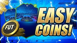 THE EASIEST WAY TO MAKE COINS IN FIFA 20! 🤑
