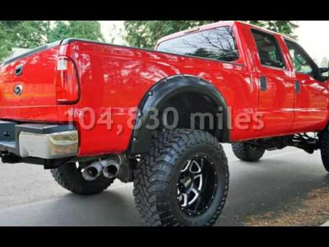 "2010 Ford F-250 4X4 10"" Lift 20"" MOTO METAL On 40S for sale in Milwaukie, OR"