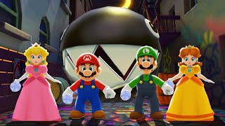 Mario Party The Top 100 - All Funny Minigames