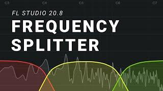 FL Studio Frequency Splitter Tutorial (208)