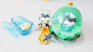 Октонавты и чудесный белый нарвал. Развлекающие и развивающие видео обзоры детских игрушек