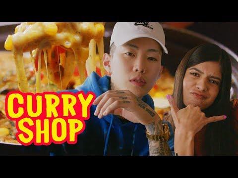Jay Park Breaks Down Korean Bar Food | Curry Shop