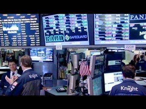 Socorro a los agentes de Knight Capital en Wall Street