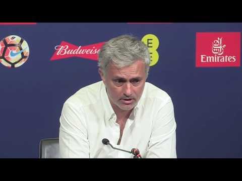 Jose Mourinho delight as Man Utd reach FA Cup final
