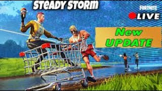 * Steady Storm* New Sugarplum Elf Skin Gameplay! (Fortnite Battle Royale) UpwardSole8652.