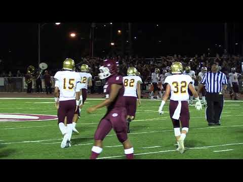 "Farrington Governors 2017 Homecoming ""vs"" Castle Knights"