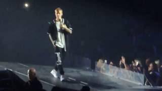 Justin Bieber - Purpose - Purpose tour - Antwerp