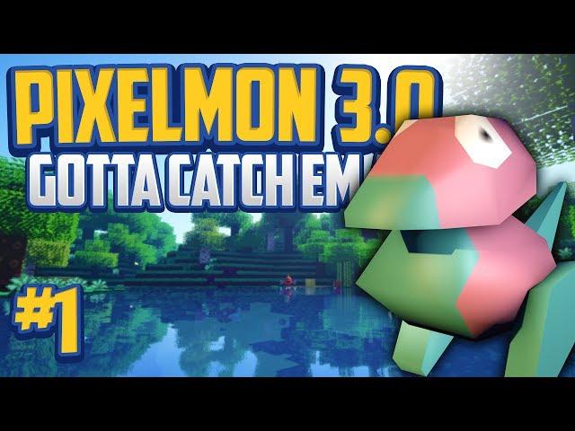 Minecraft Pixelmon 3 0