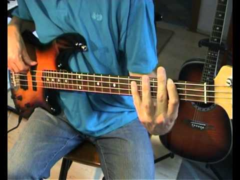 Creedence Clearwater Revival - Hey Tonight - Bass Cover mp3