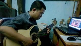 về quê - guitar solo