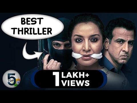 5 Most Popular Thriller Web-Series