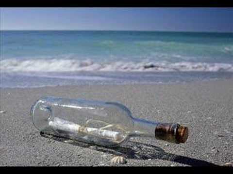 Filterfunk  SOS Message in a bottle