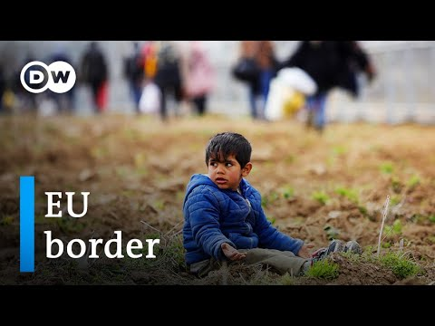 EU border crisis: Are Turkey and Greece exploiting refugees for politics? | DW News