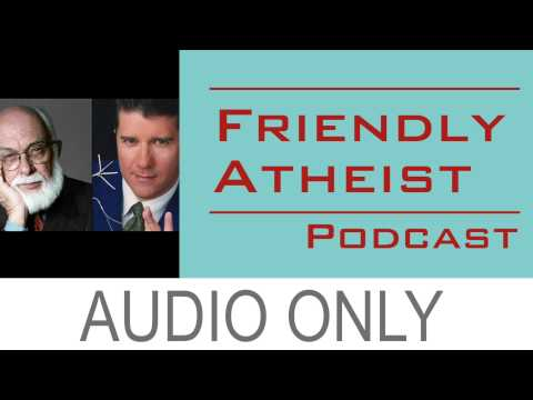 TAM2014: James Randi and Banachek - Friendly Atheist Podcast EP 12