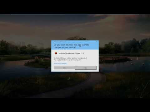 How To Download The Adobe Shockwave Plug In