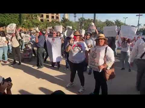 #SegundaJornadaMalayerba Protesta ciudadana a dos años de impunidad