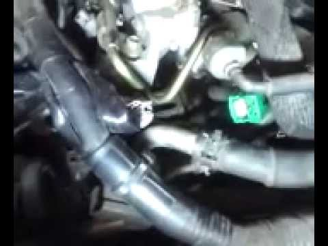 2003 Jaguar X Type Wiring Diagram Replacing Camshaft Sensors Bank1 And Bank2 Nissan Youtube