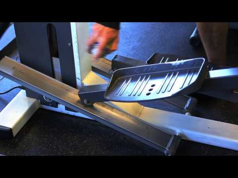 How To Lubricate An Elliptical : Fitness & Exercise Equipment