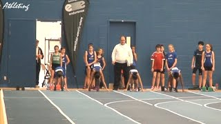 Relais Vaudreuil-Dorion 2015: Qualifications 60 mètres benjamines filles