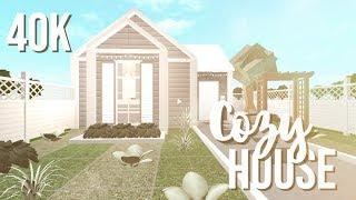 Roblox || Bloxburg: Small Cozy House 40k ♡