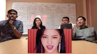 ITZY - DALLA DALLA (달라달라) M/V Reaction | Reaksi