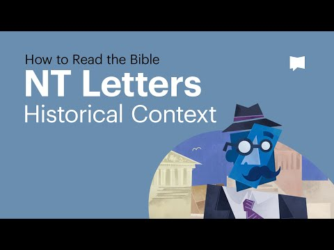 New Testament Letters: