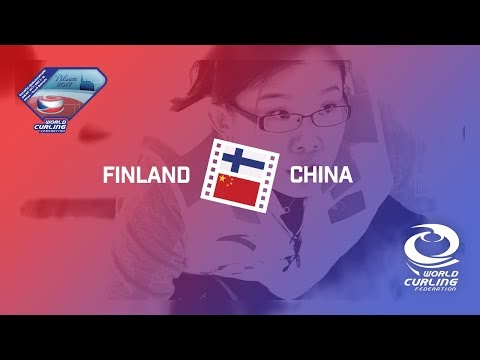 HIGHLIGHTS: Finland v China - Women - Olympic Qualification Event 2017