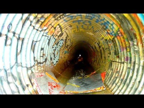 Shooting the Tube - Salt Lake City, UT 7-7-2012