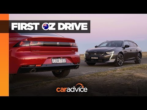 2020 Peugeot 508 review | Large family car test | CarAdvice
